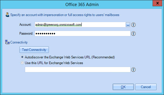 Exclaimer Signature Manager Office 365 Edition - Configuring